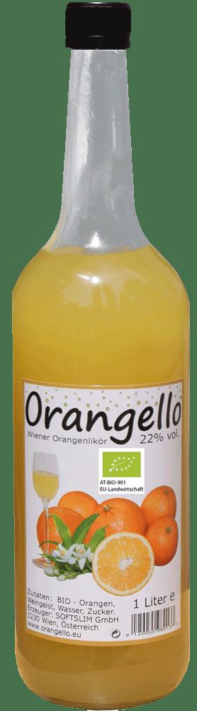 7006 1 Liter Bio-Orangello