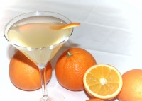 Wodka-Martini-mit-Orangello