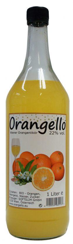 Bio-Orangello 1 Liter Art. - Nr. 7006