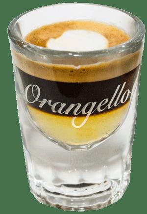 Bild: Orangello-Glas